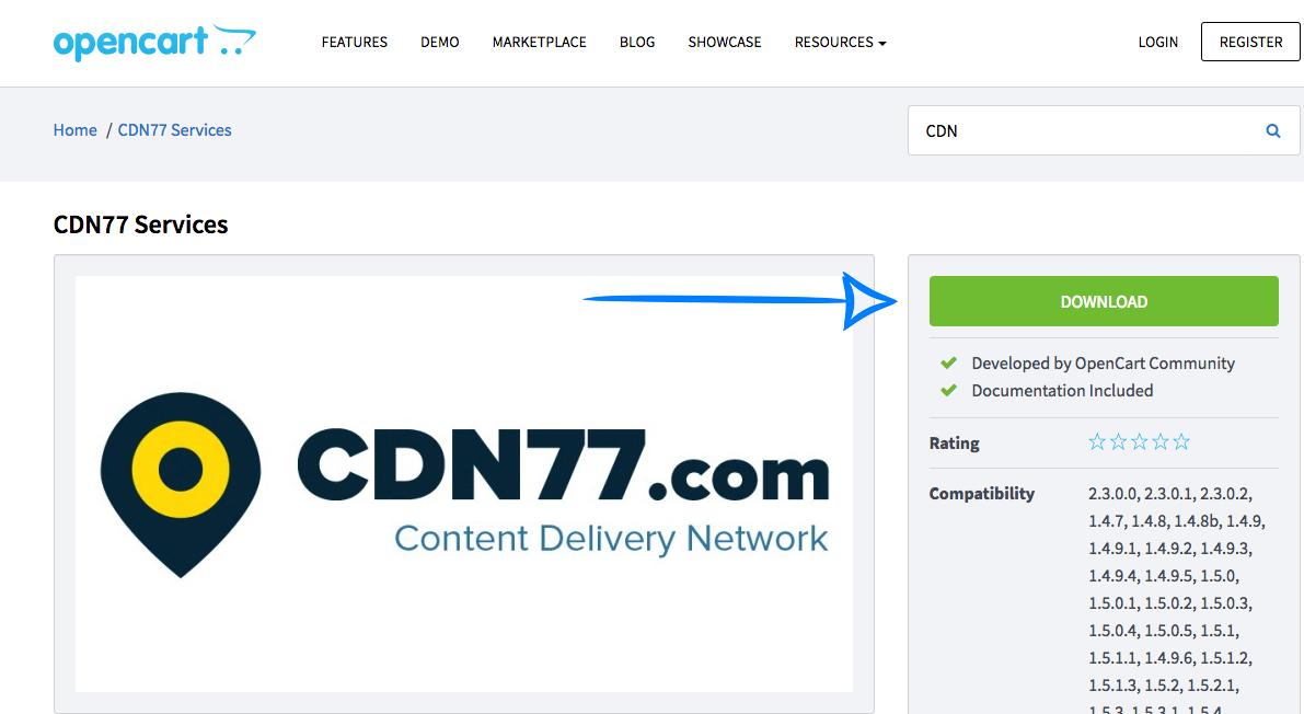 OpenCart, HostPro, хостинг, Украина, CMS