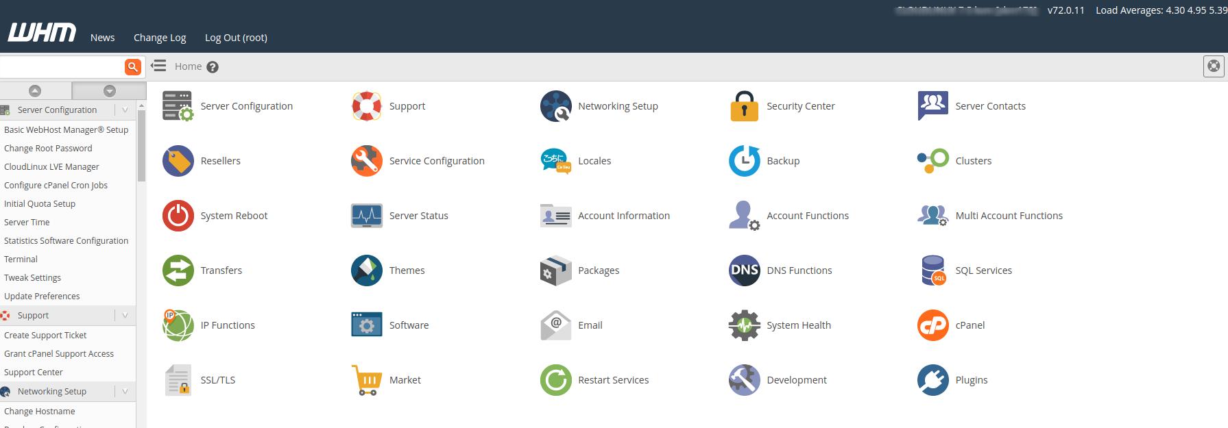 Виды хостинг панелей поставить свой сервер на хостинг в майнкрафт